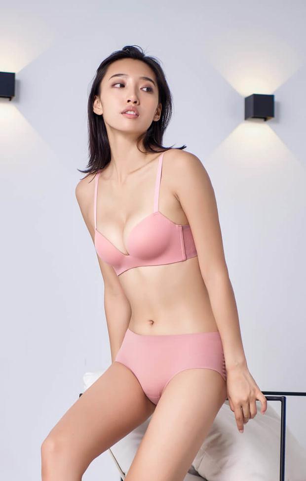 SensElast technology seamless underwear set